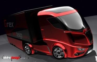 Alvino Design G Rex Truck exudes brute force