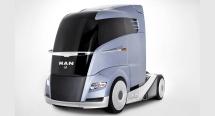 Nice Design, MAN: Concept S Truck Study