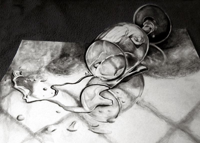 رسم ثلاثي الابعاد... Somewhat_3d_drawing_by_iza_nagi