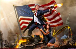 Bill Clinton the Lady Killer by SharpWriter